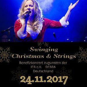 """Swinging-Christmas & Strings"" Benefizkonzert der DEBRA Biedenkopf"